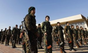Isis withdraws from last urban stronghold in Syria