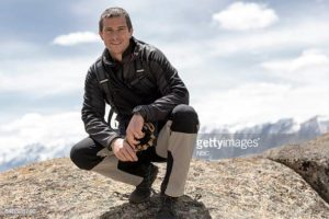 Bear Grylls to release Christian devotional book
