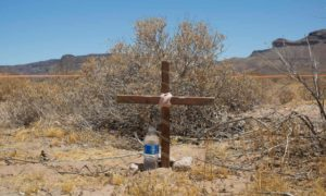 Arizona: Four women convicted after leaving food and water in desert for migrants