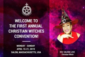 Jesus was a 'sorcerer,' Bible a 'book of magic,' say Christian witches ahead of first annual convention