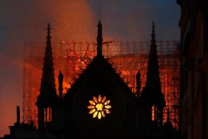 Was the Notre Dame fire God's judgment? How to understand apocalyptic and other interpretations.
