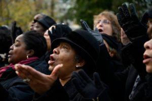 Washington's black Catholic community looks to Archbishop Gregory for new leadership