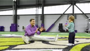 'God Can Use This!' Vikings QB Kirk Cousins Champions the Impact of Fathering
