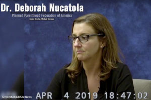 New Video Reveals Planned Parenthood Admitting Under Oath Babies Are Born Alive