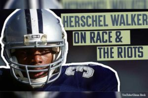 Herschel Walker Quotes Bible Verse, 'Why Are We Penalizing People for What Their Ancestors Did?'