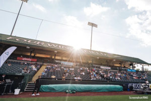 Churches Hit Home Run With Services in Ballparks and Stadiums as COVID-19 Cancels Sports