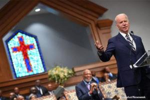 Joe Biden Faces Christian Backlash Over Transgender Children Remark