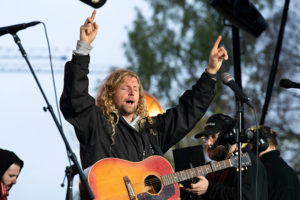 LA Clergy Look to Hold City Officials Responsible for Allowing Sean Feucht's Skid Row Event