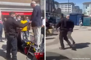 Street Preacher Says He Was Outnumbered 14 to 1 by Police