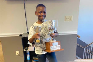 From Homeless to America's Chess Master, Meet 10-Year-Old Christian Refugee Tanitoluwa Adewumi
