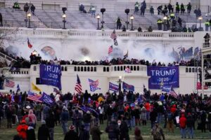 U.S. Intel Report Warns of More Violence by QAnon Followers