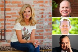 Beth Moore: SBC Seminary Presidents Made CRT 'Witch-Hunt' Unavoidable