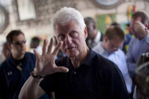 Bill Clinton Hospitalized With a Non-COVID-Related Infection